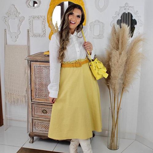 Saia Soraia - amarela