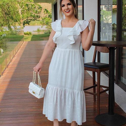 Vestido Mabel - Off White