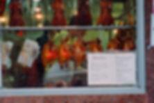 Yuqing Zhu film photography. Philadelphia Chinatown Peking duck restaurant.