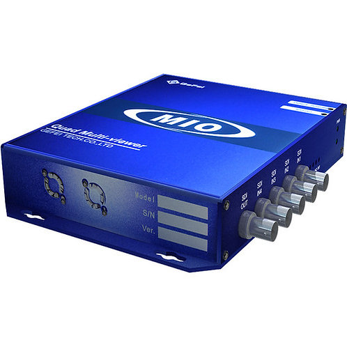 MIO MVS-4HD Mini Box Quad HD/SD-SDI Multi-Viewer
