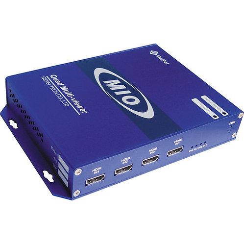 MIO MVS-4HDMI Mini HDMI Input Multi-Viewer with DVI Output