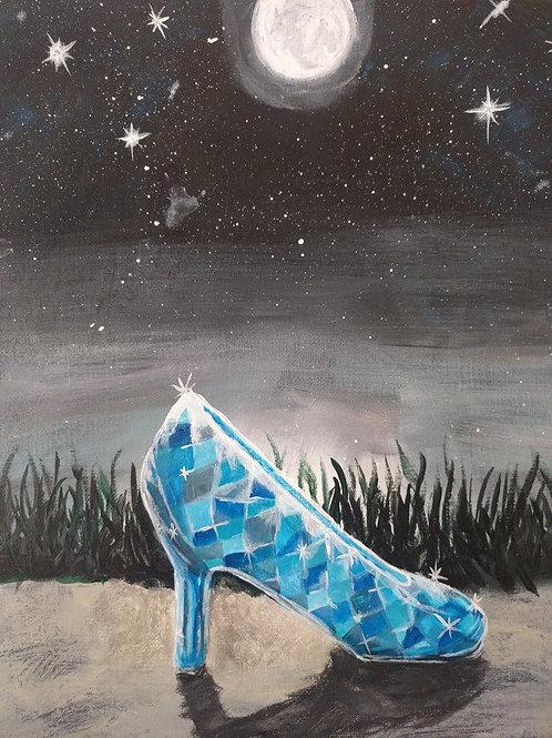 Lost Slipper in the Night - Sept 14 7-9pm