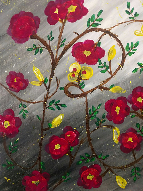 Wild Flowers - Sept 6th 7-9pm