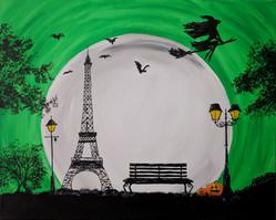 Paris Flyby