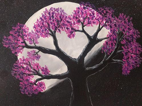 Moonlit Tree - Aug 18th 7-9pm