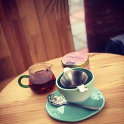 Vajilla Cafe León