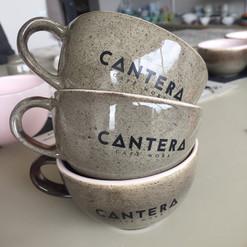 Vajilla Cantera