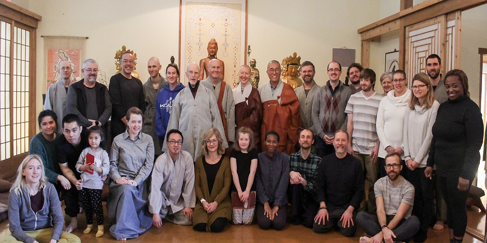 Annual Sangha Community Meeting