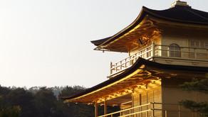 Kinkaku Ji, Kuil Emas Harta Jepang