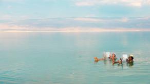 7 Fakta Tersembunyi Laut Mati