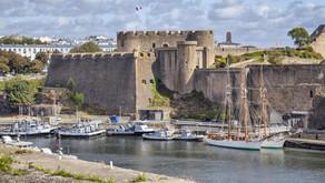 Mengenang Kejayaan Masa Lalu di Brest, Prancis