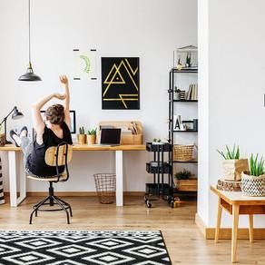 Menjaga Produtivitas Selama Work From Home