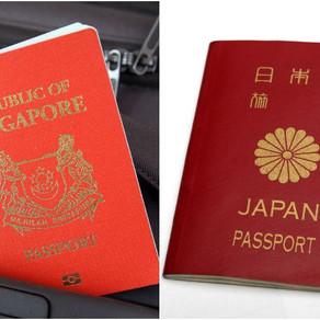 Top 5 Negara dengan Paspor Terkuat di Dunia!