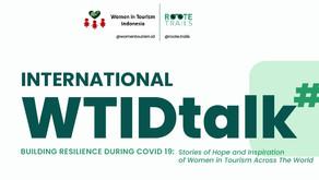 WTIDtalk #4, Cerita Perempuan Pegiat Wisata di Tengah Pandemi