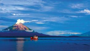 Taman Surga Terbesar Ometepe Eden di Nikaragua