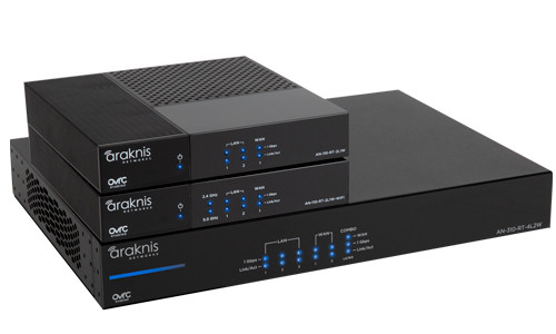 Araknis Router & Switch