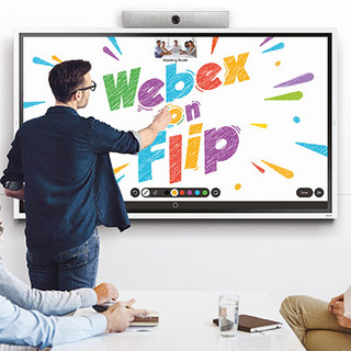 Samsung Flipboard Webex Cisco