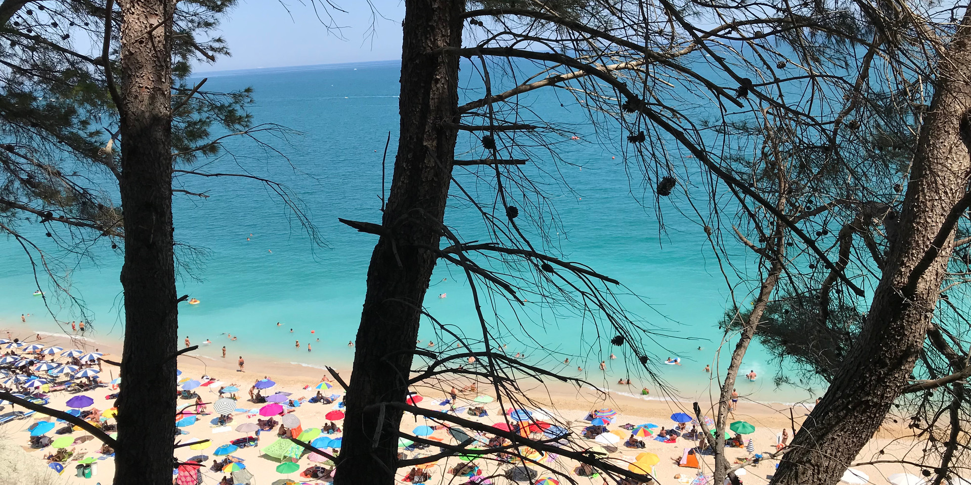 Sirolo - Spiaggia San Michele