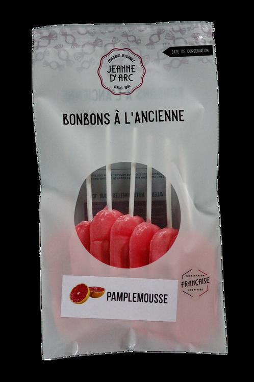 Sucettes Pamplemousse