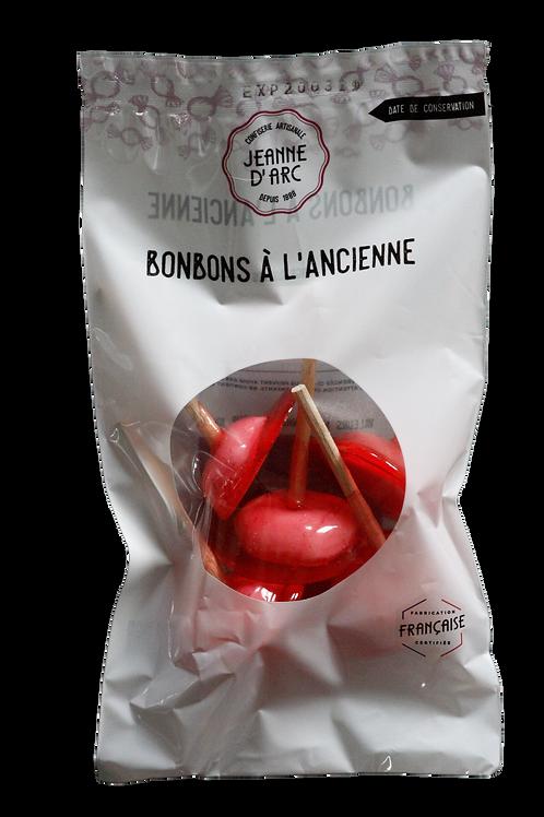 Sucette Pomme d amour