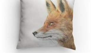 Cushion Fox