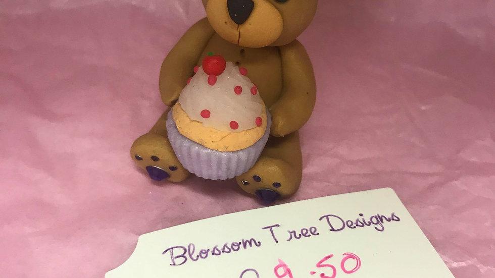 Cupcake Bear 182