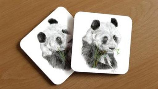 Panda Coaster (1)