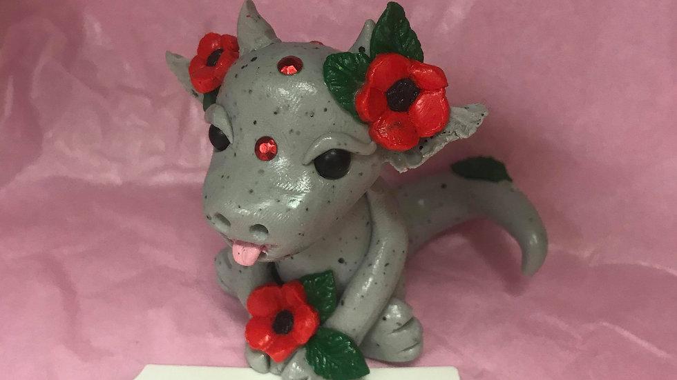 Polymer Clay Dragon 159