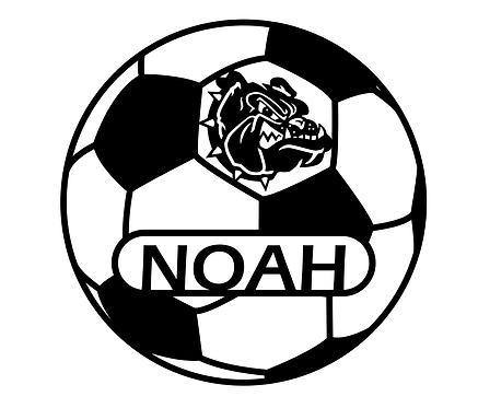 Bulldog Soccerball