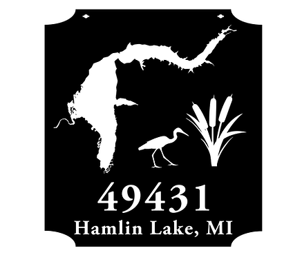 Hamlin Lake, MI