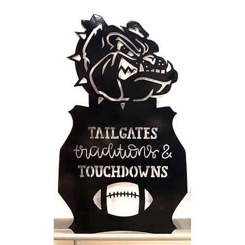 Bulldog Tailgates Traditions & Touchdowns