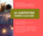 La Lampadina social media - library acti