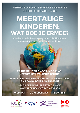 HLSE Symposium 2020 - poster voor 08-OCT