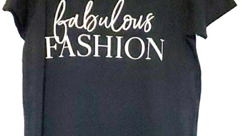 Fabulous Fashion T-Shirt