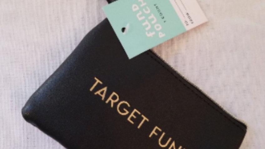 Target Fund Money Pouch