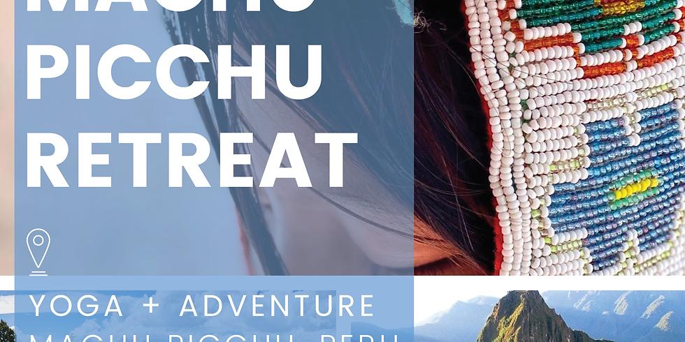 Machu Picchu Yoga Adventure Retreat