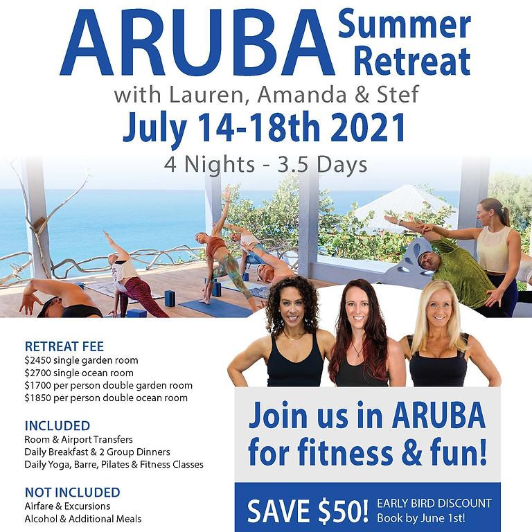 Aruba Summer Retreat