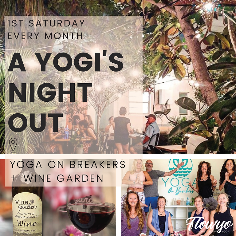 A Local Yogi's Night Out