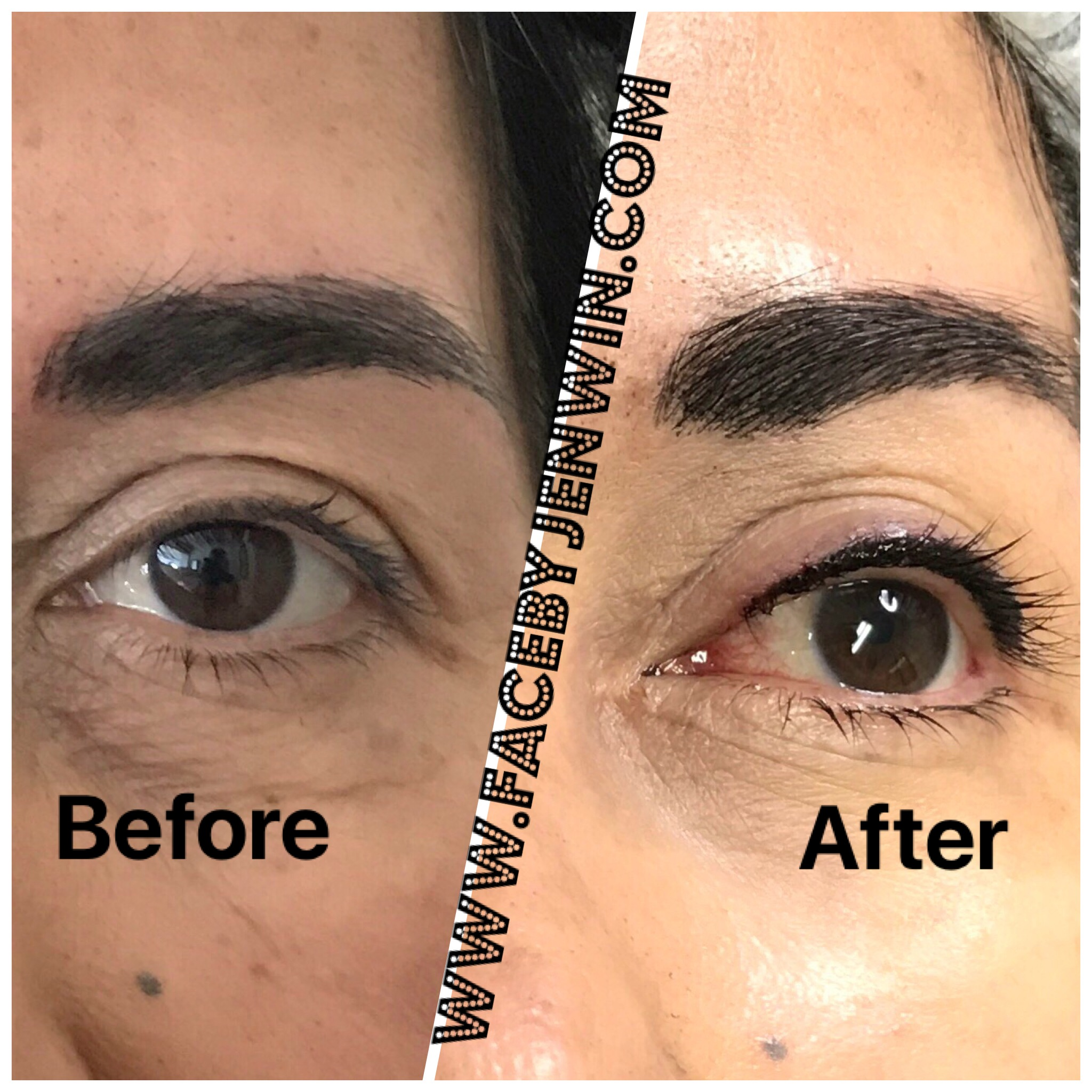 Before & After Photos | Microblading & Permanent Makeup