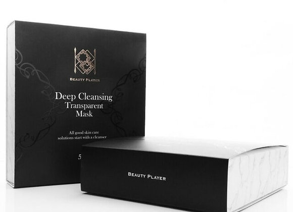 Beauty Player Transparent Extremely Cleansing Mask