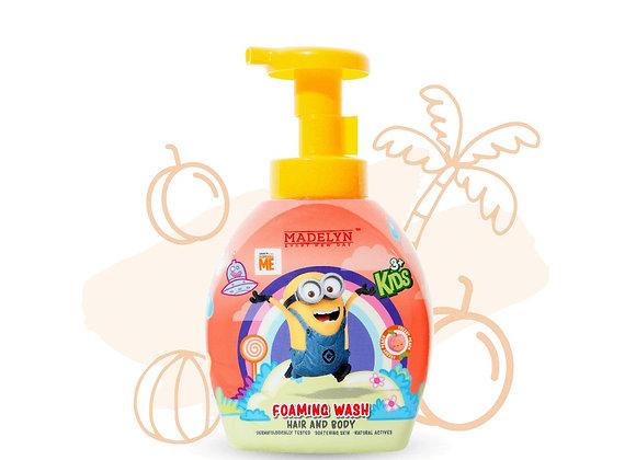 Minions Happy Cherry Foaming Wash