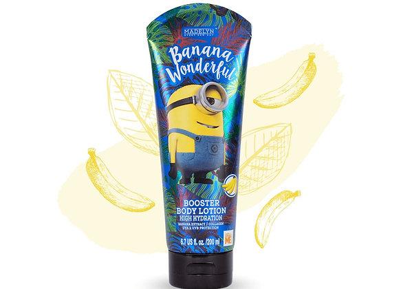 Minions Banana Wonderful Body Lotion