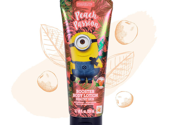 Minions Peach Passion Lotion