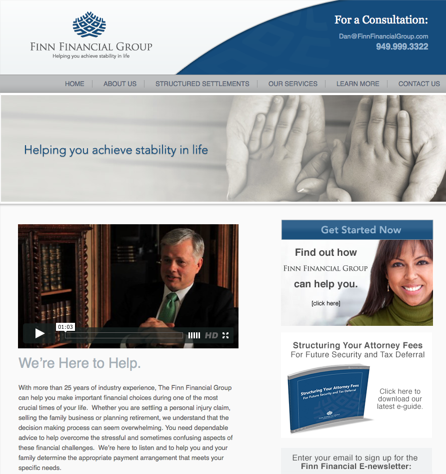 FINN FINANCIAL GROUP