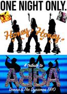 Honey Honey ABBA Tribute Show