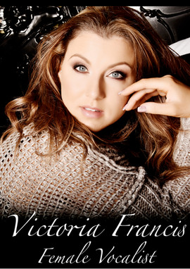 victoria Francis Female Vocalist new pos
