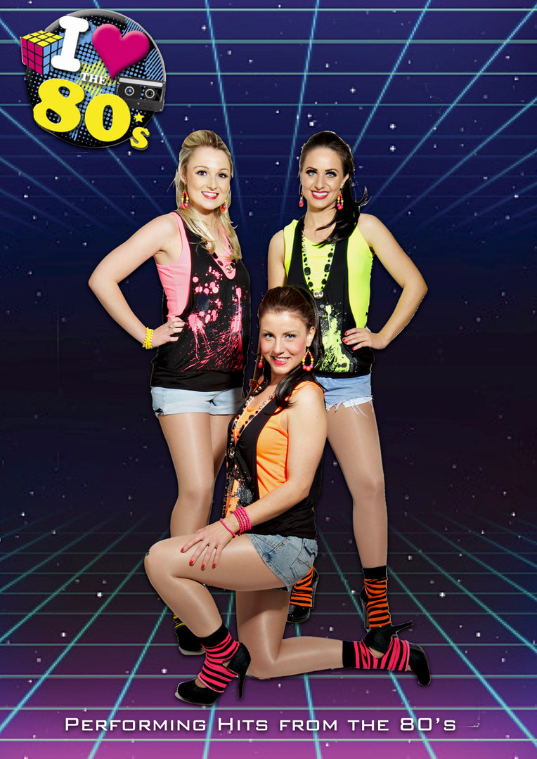 I Love the 80's Tribute Show
