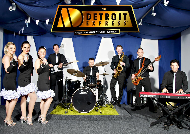 Detroit Express Motown Band