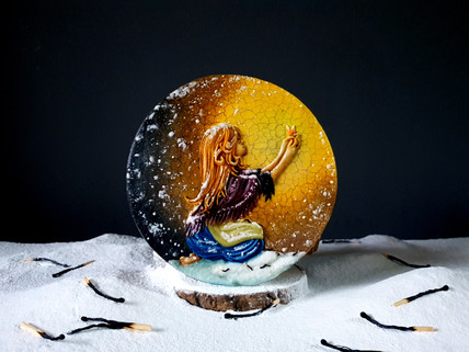 Hans Christian Andersen's tales - a Cake Collective Collaboration
