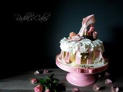 Stilletto Cake
